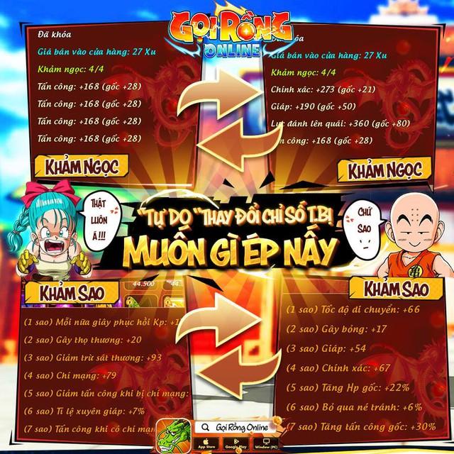 4 điểm G tại Gọi Rồng Online, cứ chơi là sướng, đặc biệt là dân cày - Ảnh 8.