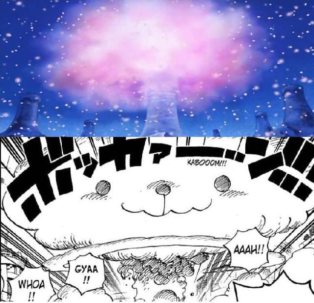 Soi One Piece chap 1007: Oden xuất hiện là thật hay do yêu quái Tanuki giả dạng? - Ảnh 1.
