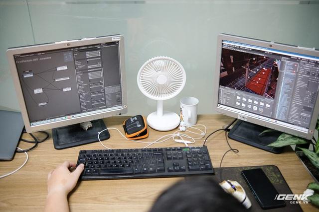 Đột nhập hậu trường DUT Studio, khám phá các bí mật đầy bất ngờ đằng sau dự án game kinh dị Thần Trùng - Ảnh 4.
