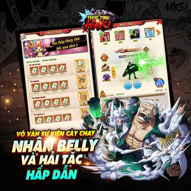 Tặng Luffy Gear 2 UR, Thức Tỉnh Haki tri ân game thủ bằng server siêu đặc biệt - Ảnh 5.