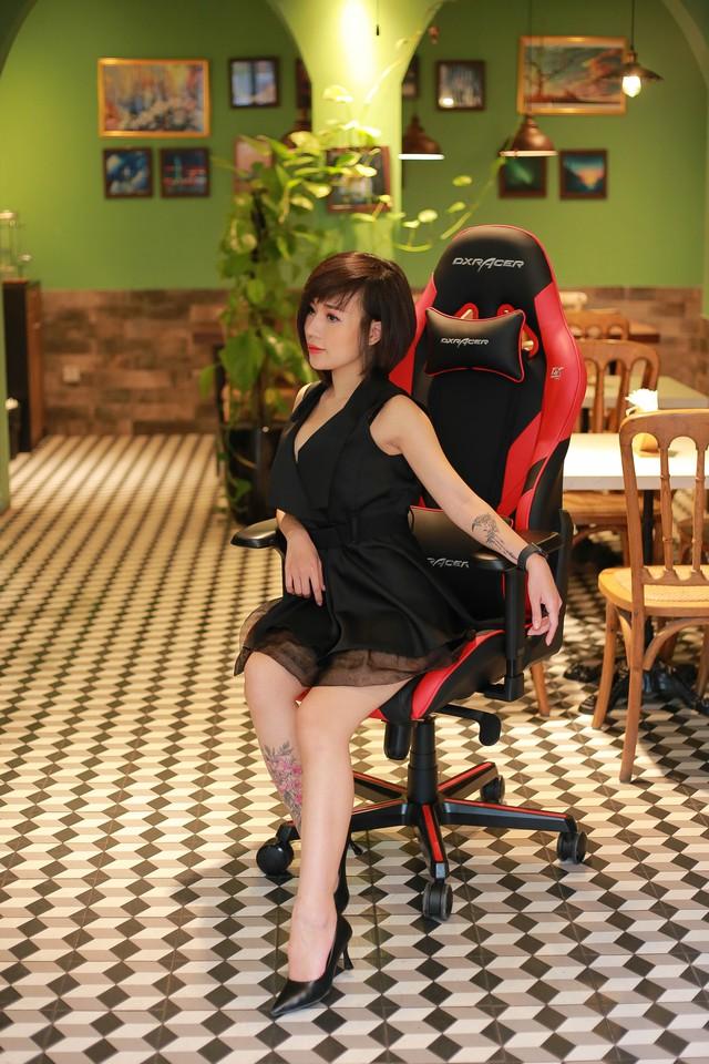 DXRacer G Series: Thêm một mẫu ghế gaming cực đỉnh cho anh em lựa chọn - Ảnh 7.