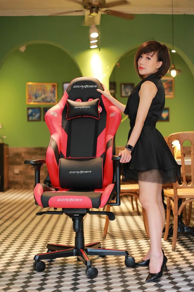 DXRacer G Series: Thêm một mẫu ghế gaming cực đỉnh cho anh em lựa chọn - Ảnh 1.