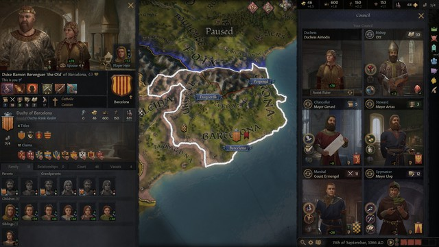 Steam opens weekend free for Crusader Kings III, the best strategy game in 2020 - Photo 2.