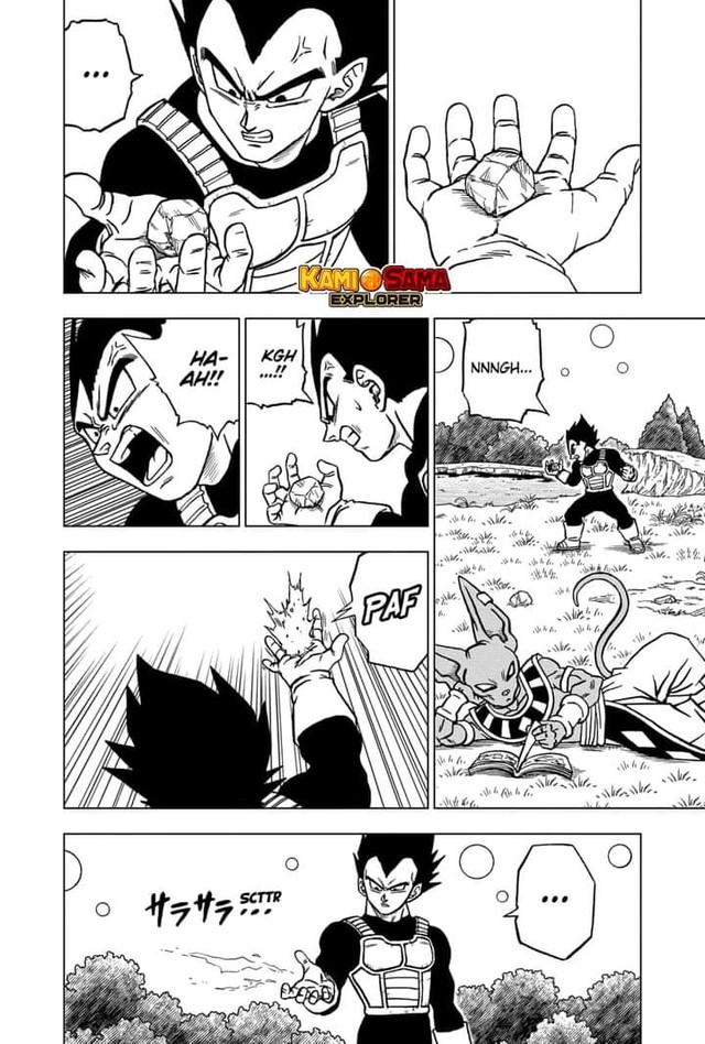 Dragon Ball Super chap 70: Granola trở thành chiến binh mạnh nhất vũ trụ và bắt đầu kế hoạch trả thù - Ảnh 2.
