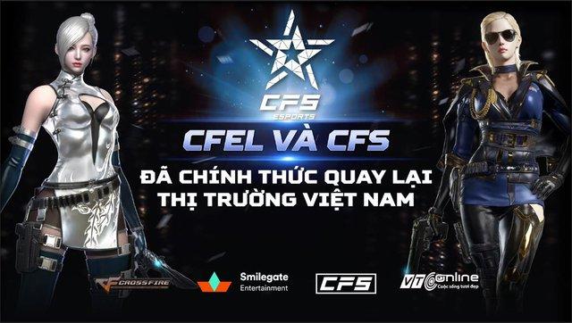 Đột Kích Việt Nam chính thức trở lại tranh tài tại 2 giải đấu đỉnh cao, cạnh tranh nâng tầm Esports ra thế giới - Ảnh 1.