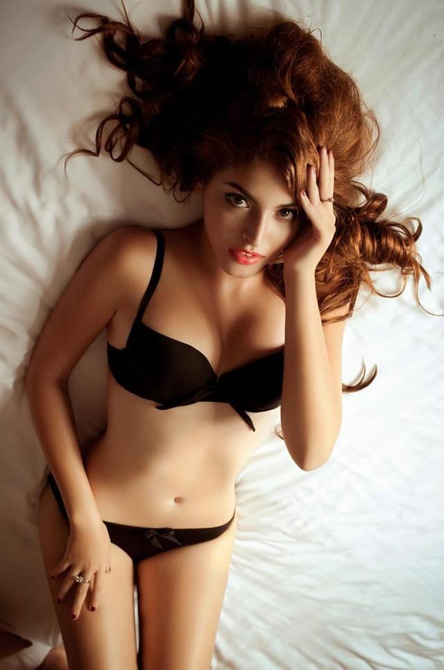 Hờ hững với mốt không nội y quấn tạp dề, cô nàng hot girl Andrea Aybar khiến fan bất ngờ, tán thưởng không ngớt - Ảnh 7.