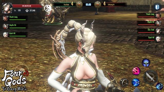 [18+] Game bom tấn bây giờ khiêu khích quá: Ngực to nhưng bikini bé tí, toàn đóng thẳng... lọt khe ra chiến trường, mát rười rượi cả con mắt - Ảnh 7.