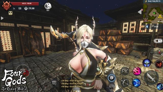 [18+] Game bom tấn bây giờ khiêu khích quá: Ngực to nhưng bikini bé tí, toàn đóng thẳng... lọt khe ra chiến trường, mát rười rượi cả con mắt - Ảnh 6.