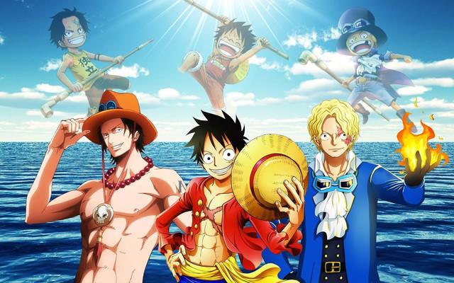 One Piece: Top 10 bí mật nhiều fan lâu năm cũng chưa biết hết về anh trai Luffy, số 5 gây bất ngờ lớn - Ảnh 5.