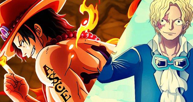 One Piece: Top 10 bí mật nhiều fan lâu năm cũng chưa biết hết về anh trai Luffy, số 5 gây bất ngờ lớn - Ảnh 7.