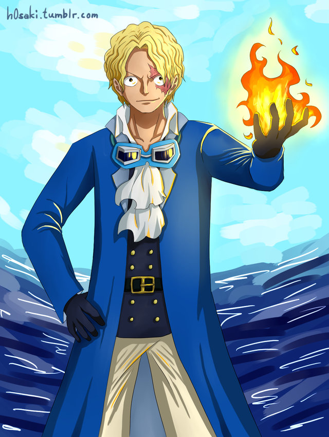 One Piece: Top 10 bí mật nhiều fan lâu năm cũng chưa biết hết về anh trai Luffy, số 5 gây bất ngờ lớn - Ảnh 9.
