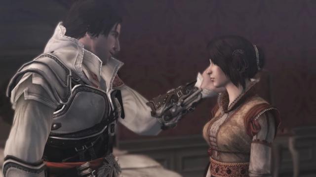 Những mối tình trong thế giới game khiến người chơi rưng rưng cảm xúc - Ảnh 4.