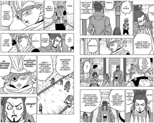 Dragon Ball Super: Granola và cái giá quá đắt để trở thành chiến binh mạnh nhất vũ trụ, còn sống là còn gỡ - Ảnh 2.