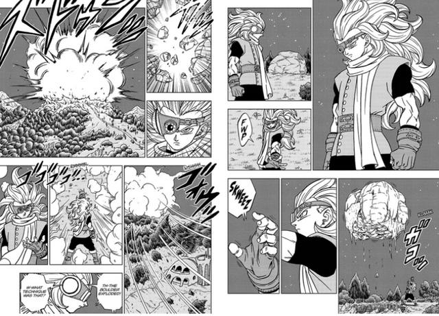 Dragon Ball Super: Granola và cái giá quá đắt để trở thành chiến binh mạnh nhất vũ trụ, còn sống là còn gỡ - Ảnh 1.