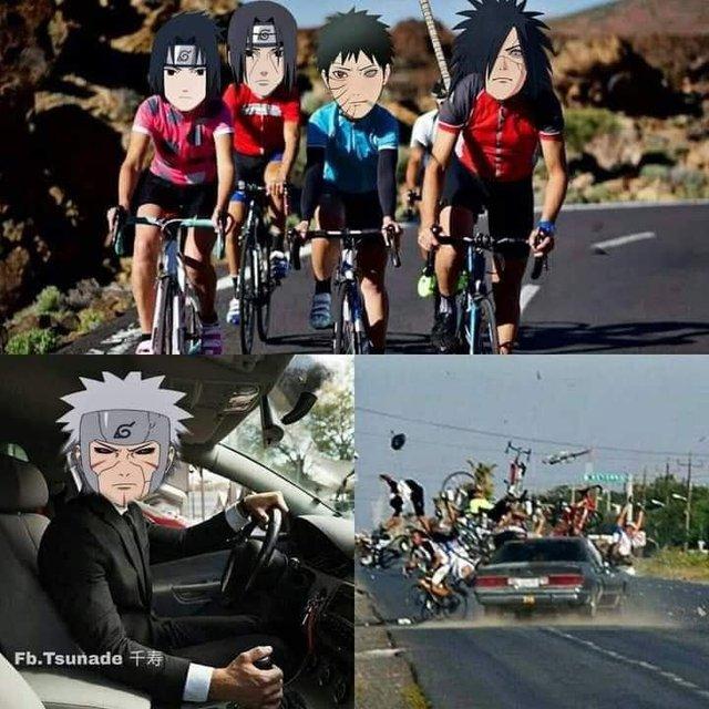 Cuối tuần cười thả ga với loạt ảnh chế Naruto mới thấy fan anh Bảy rất sâu sắc và tâm lý - Ảnh 8.