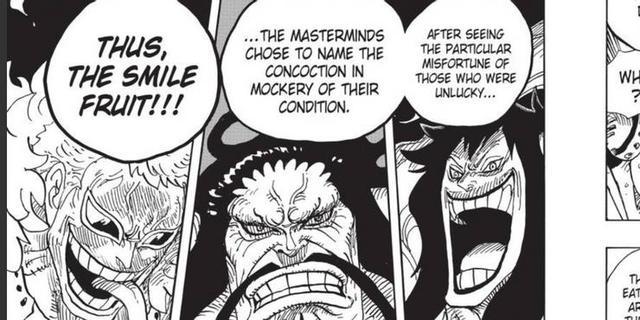 Cùng tìm hiểu về SMILE, trái ác quỷ nhân tạo giúp con người biến thành động vật trong One Piece - Ảnh 2.