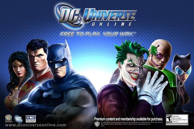 Justice League đang hot, chơi ngay những tựa game này để thử cảm giác làm siêu anh hùng - Ảnh 3.