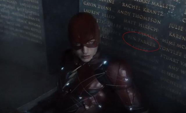 Những easter egg thú vị trong Justice League: Zack Snyder cũng góp mặt sương sương, có cả chi tiết liên quan đến Marvel - Ảnh 7.