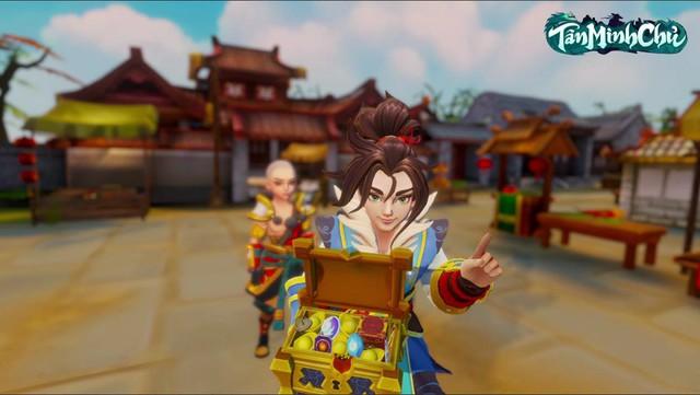 HOT: Tân Minh Chủ đoạt TOP 1 Game Thịnh Hành Store trên toàn bộ thị trường Việt Nam, xin nhắc lại là toàn bộ thị trường! - Ảnh 4.