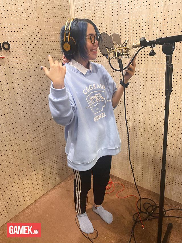 """Hé lộ kế hoạch kết hợp với Cô Ngân TV trong MV Rap mới, Mèo Simmy cảm ơn những khán giả đã """"ném đá"""" mình - Ảnh 2."""
