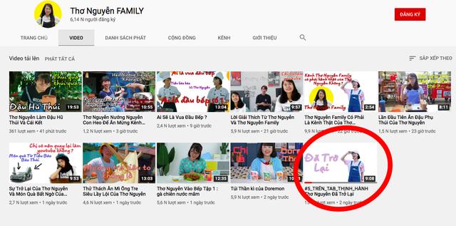 Sau khi nhận án phạt 7,5 triệu đồng, Thơ Nguyễn bất ngờ quay trở lại YouTube? - Ảnh 2.