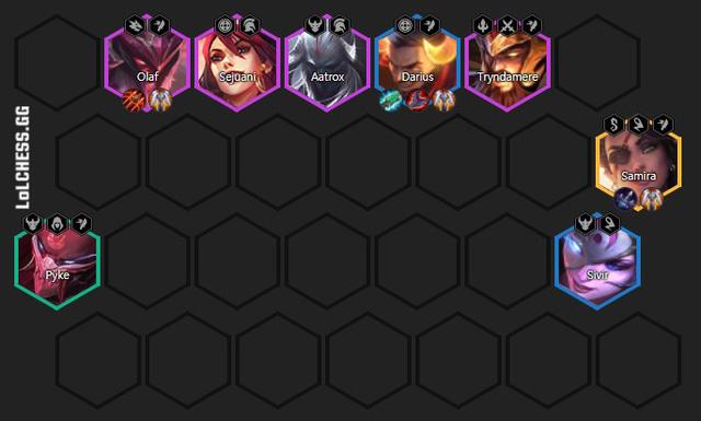 Đấu Trường Chân Lý: Tìm hiểu đội hình Darius chủ lực siêu dị từ kỳ thủ Thách Đấu - Ảnh 4.