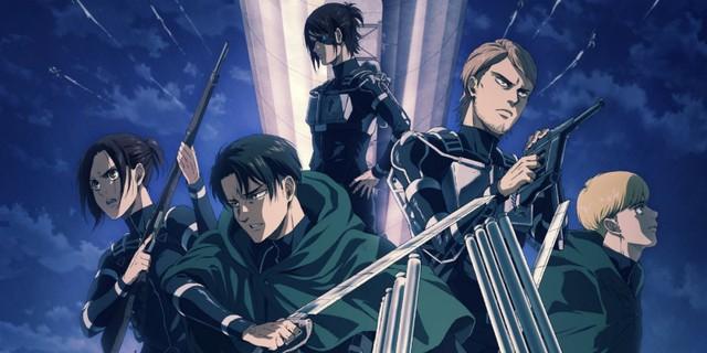 Attack on Titan Ss4 tập 14 bị hoãn chiếu do động đất, các fan cho rằng anime có cái kết bi thảm có khác - Ảnh 2.
