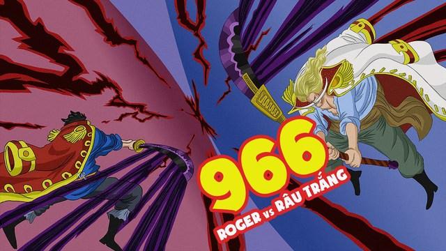 Phấn khích với cảnh băng Roger combat băng Râu Trắng, các fan cho rằng anime One Piece cũng có được một tập ra trò - Ảnh 1.