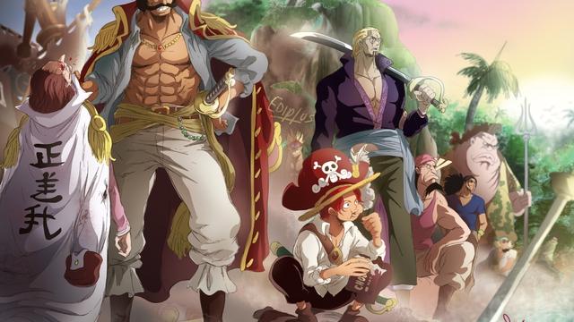 Phấn khích với cảnh băng Roger combat băng Râu Trắng, các fan cho rằng anime One Piece cũng có được một tập ra trò - Ảnh 3.