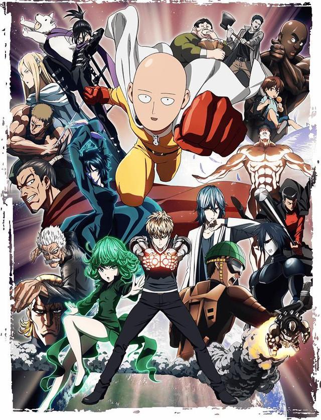 Thế giới One Punch Man sẽ ra sao nếu Saitama biến thành nhân vật phản diện? - Ảnh 1.