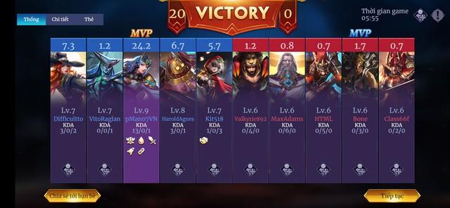 """Xuất hiện tựa game MOBA mới được phát hành tại Việt Nam, tự gáy """"MOBA hay nhất trên Mobile"""" - Ảnh 2."""