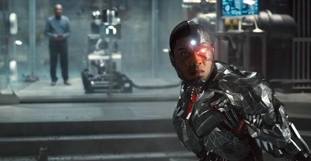 Zack Snyder hé lộ thông tin quan trọng về nhân vật Cyborg liên quan đến Justice League - Ảnh 1.
