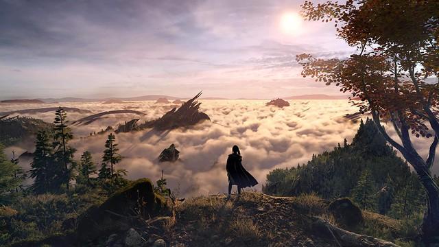 Bom tấn thế giới mở bí ẩn - Project Athia ra mắt trailer mới vô cùng đẹp mắt - Ảnh 1.