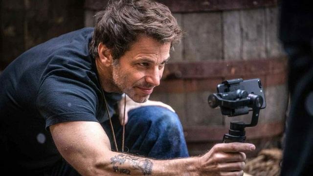 Warner Bros. cấm Zack Snyder quay thêm cảnh mới cho Justice League, không cho Darkseid xuất hiện, nhưng ông không quan tâm lắm - Ảnh 2.