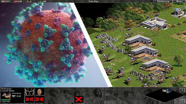 Hiểu cơ chế hoạt động của 5 dòng thuốc COVID-19, từ góc nhìn thú vị của trò chơi Đế Chế - Ảnh 9.