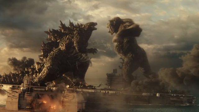 Godzilla Vs. Kong: Những con số đáng kinh ngạc gắn liền với màn combat làm chao đảo cả vũ trụ quái vật - Ảnh 1.