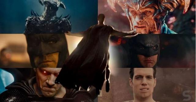 Những khác biệt lớn nhất giữa Snyder Cut và Justice League 2017, thế mới thấy vì sao fan lại mê bản vừa ra mắt đến vậy - Ảnh 1.