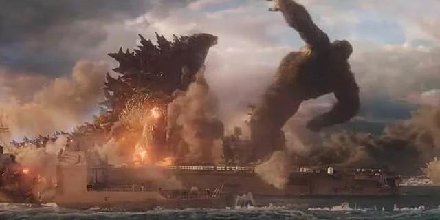 Godzilla vs. Kong hé lộ lý do vì sao mà Vua Khỉ Đột phải cần tới vũ khí để chống lại Vua Quái Thú - Ảnh 2.