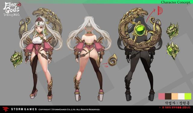 Đừng chối, gamer chân chính kiểu gì cũng nhìn... ngực đầu tiên - Ảnh 4.