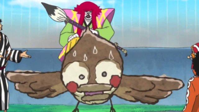 Spoil nhanh One Piece chap 1008: Oden xuất hiện là giả mạo, lộ diện hình dạng bán long của Kaido - Ảnh 2.