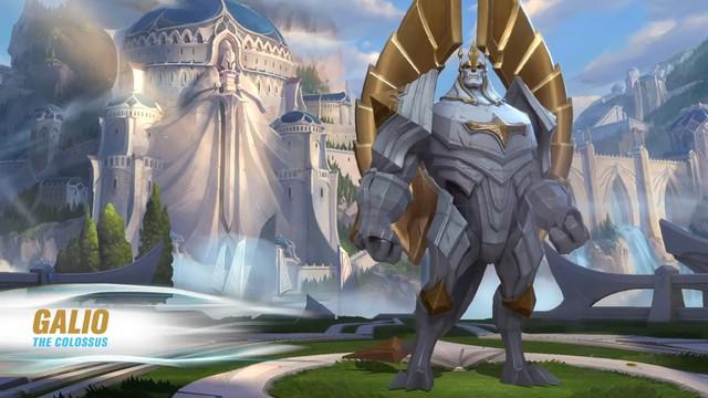 """Lộ diện """"bể"""" tướng cực khủng sẽ xuất hiện trong Tốc Chiến siêu update, """"Cá Sấu Chúa"""" chính thức ra mặt - Ảnh 1."""