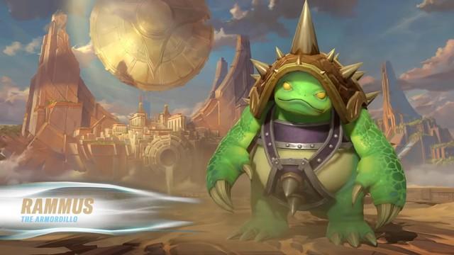 """Lộ diện """"bể"""" tướng cực khủng sẽ xuất hiện trong Tốc Chiến siêu update, """"Cá Sấu Chúa"""" chính thức ra mặt - Ảnh 2."""