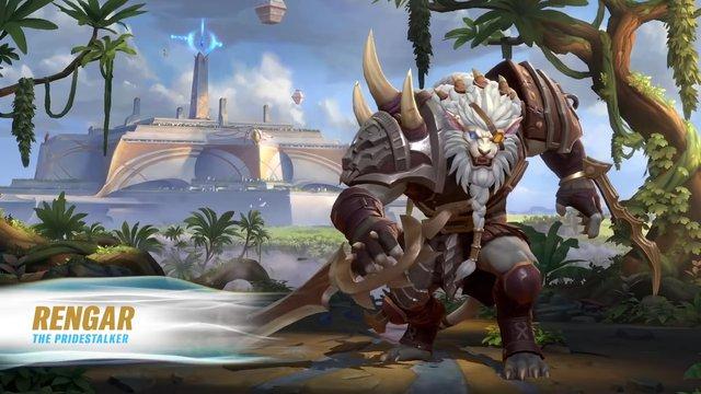 """Lộ diện """"bể"""" tướng cực khủng sẽ xuất hiện trong Tốc Chiến siêu update, """"Cá Sấu Chúa"""" chính thức ra mặt - Ảnh 4."""
