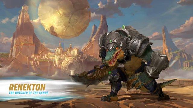 """Lộ diện """"bể"""" tướng cực khủng sẽ xuất hiện trong Tốc Chiến siêu update, """"Cá Sấu Chúa"""" chính thức ra mặt - Ảnh 5."""