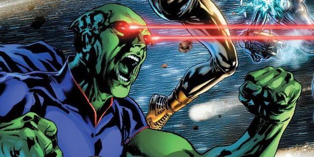 """Kẻ tự xưng là """"Martian Manhunter"""" trong Justice League của Zack Snyder là ai? - Ảnh 3."""