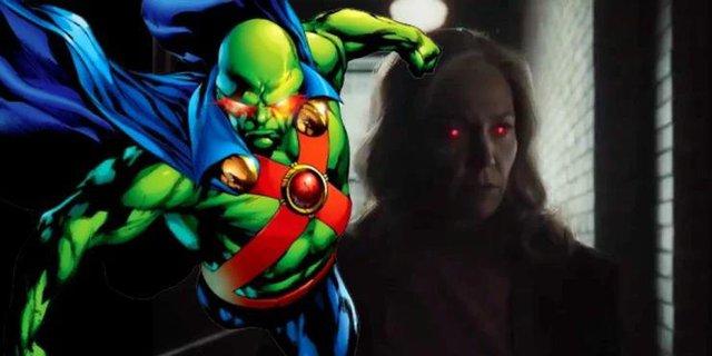 """Kẻ tự xưng là """"Martian Manhunter"""" trong Justice League của Zack Snyder là ai? - Ảnh 5."""