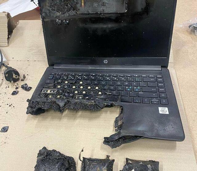 Nguyên nhân và cách xử lý khi phát hiện pin laptop bị phồng - Ảnh 1.