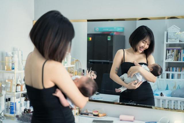 Góc ngày ấy - bây giờ: Top nữ streamer đình đám một thời theo chân nhau ra nhập hội bỉm sữa chỉ trừ một cái tên - Ảnh 14.