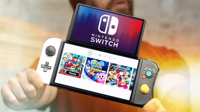 Nintendo Switch Pro ra mắt cuối năm, giá cực kỳ rẻ, không mua thì quá phí - Ảnh 1.