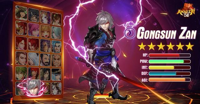 Ngoài việc tướng nữ hở bạo cực mlem, Awaken 3Q còn là đỉnh cao của game chiến thuật Global nhờ những điều này - Ảnh 1.